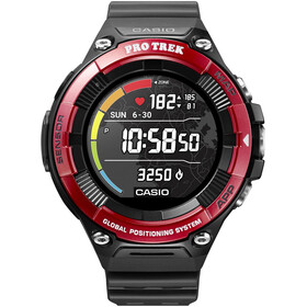 CASIO PRO TREK SMART WSD-F21HR-RDBGE Smartwatch Men Red
